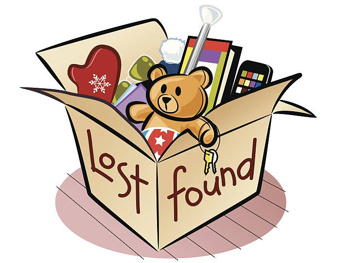 Lost belongings